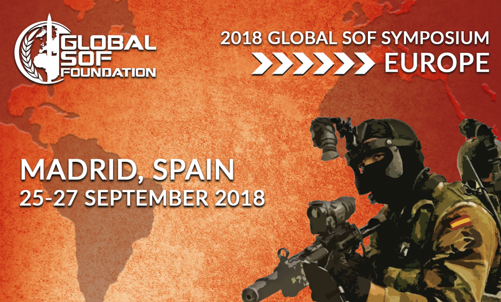2018 Global SOF Symposium - Europe Graphic