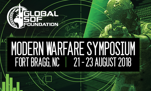 2018 Modern Warfare Symposium Graphic