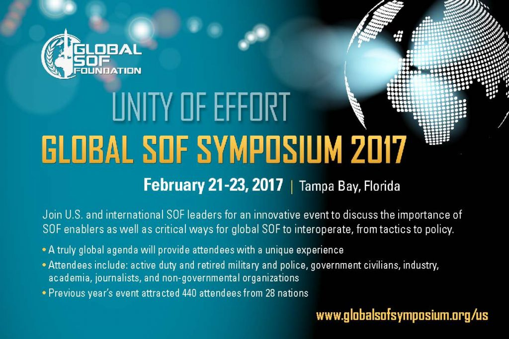 2017 Global SOF Symposium - US Graphic