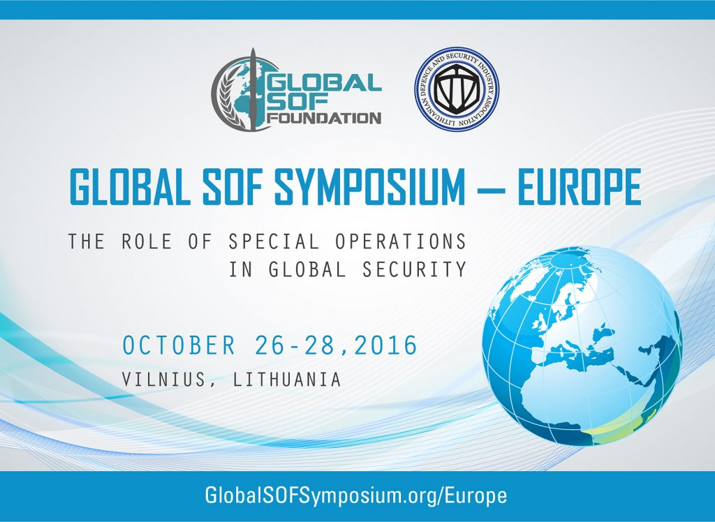 2016 Global SOF Symposium - Europe Graphic